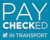PayChecked in Trans​​​​​​port